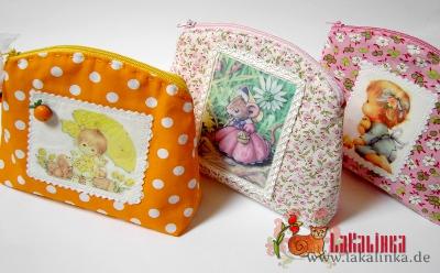 Летние сумочки для девочек
