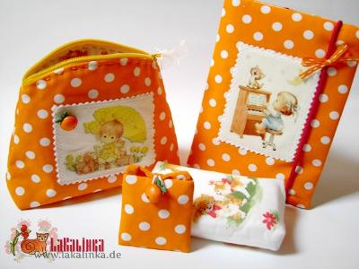 сумочный комплект для девочки