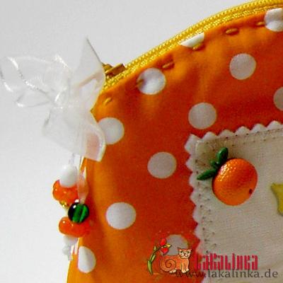 Сумочка для девочки Апельсинка
