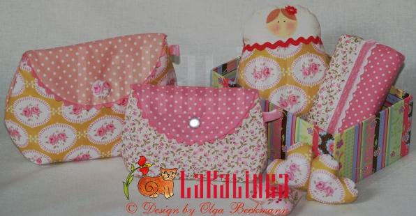 Mini rose bags