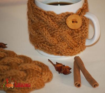 mug cozy pattern