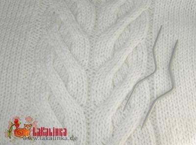 спицы для вязания кос