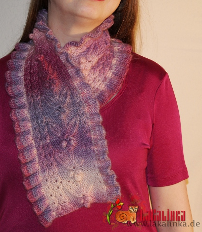 scarf multi colored