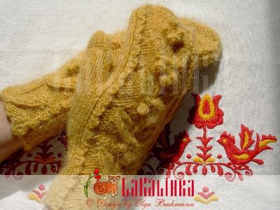 knitting pattern mittens
