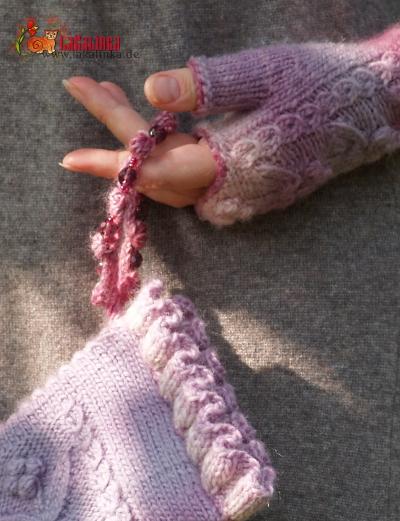 clutch knitting pattern