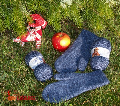 Best felted mittens knitting pattern