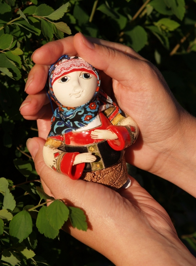Эстрина Екатерина керамика2014