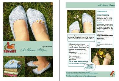 All saisons slippers patt blog