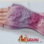 Cherry Tale mitts