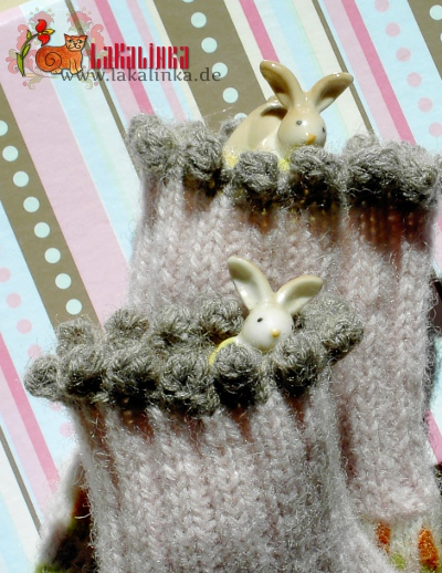 little rabbit mittens