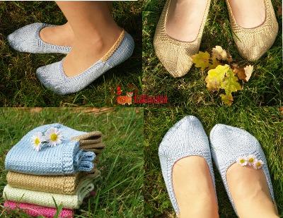 all seasons slippers pattern