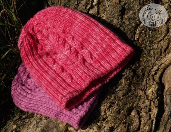 Malabrigo merino worsted hat pattern