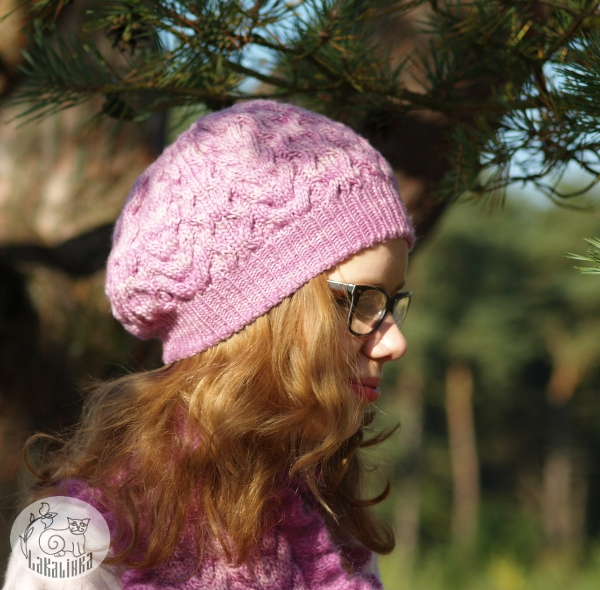 malabrigo hat neck warmer pattern