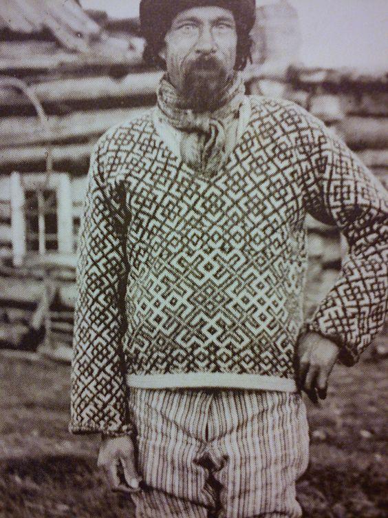 карелия свитер