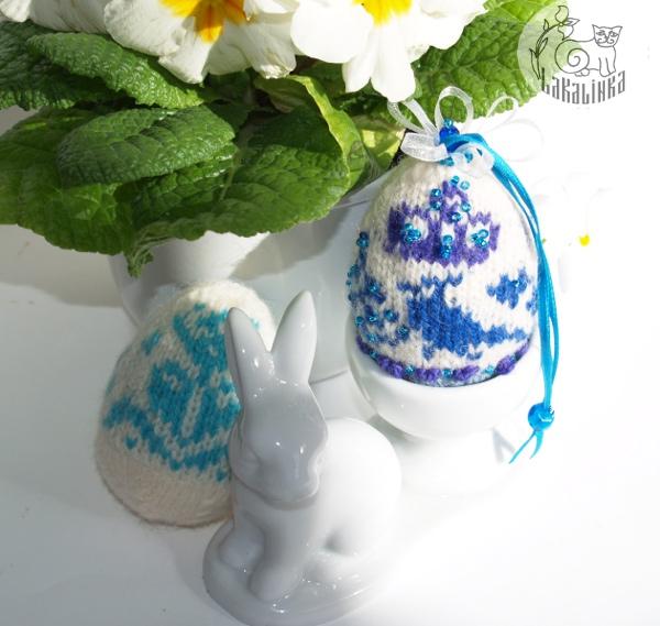 Royal easter eggs pattern