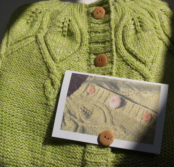 вязание и открытки
