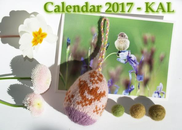 Calendar 2017 KAL