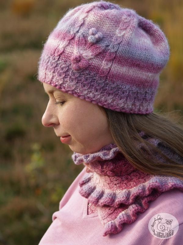 Cherry tale hat pattern